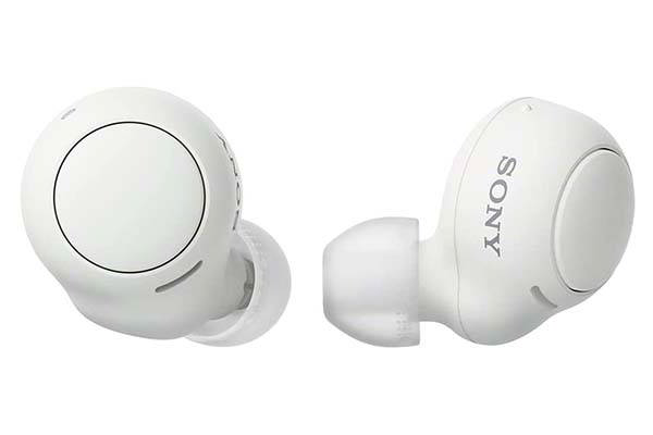 Sony WF-C500 Truly Wireless Earbuds with Mic and IPX4 Water Resistance