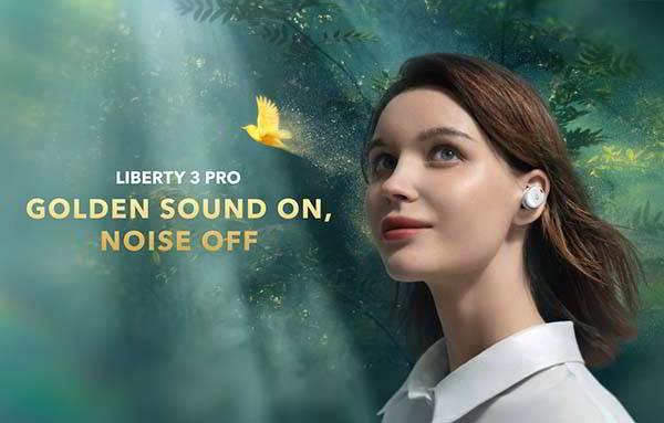 Soundcore Liberty 3 Pro True Wireless ANC Earbuds with LDAC Mode