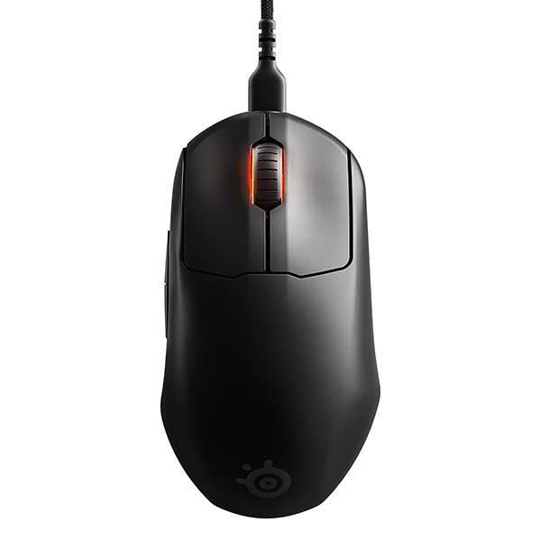 SteelSeries Prime Mini FPS Gaming Mouse with TrueMoveAir Optical Sensor