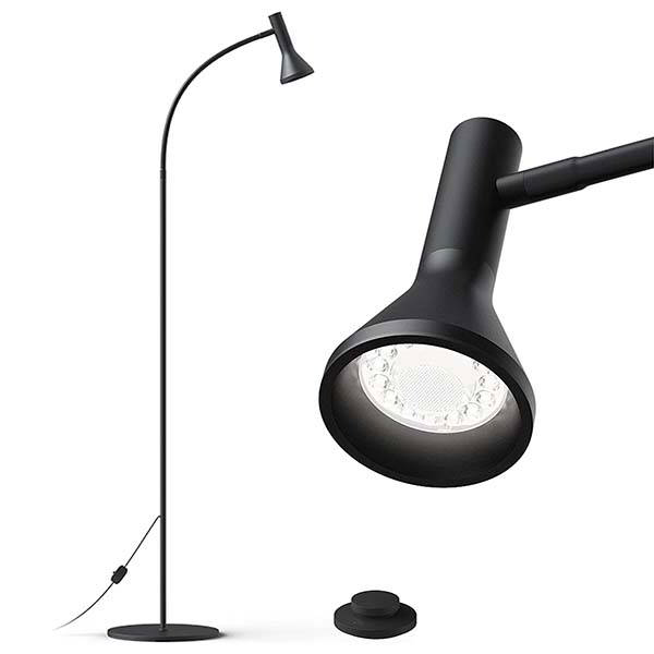 WYZE LED Smart Floor Lamp with Bluetooth Connectivity