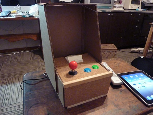 How To Make A Cardboard Arcade Cabinet | MF Cabinets