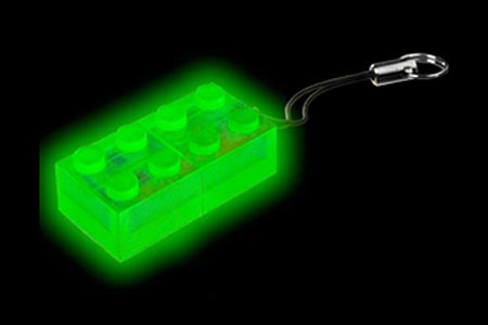Glow In The Dark Lego Brick Styled Usb Falsh Drive Gadgetsin