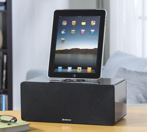 iDesign Power Speaker Dock for iPad, iPhone and iPod ...