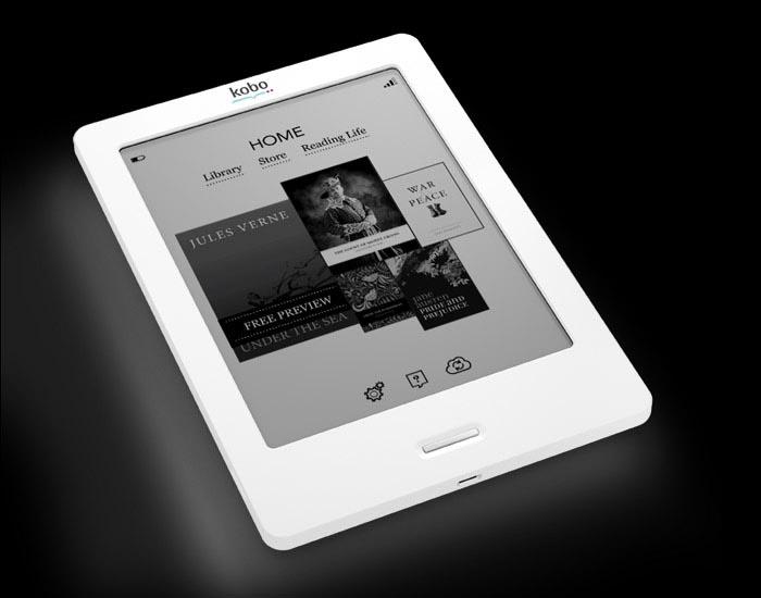 Kobo eReader Touch | Gadgetsin