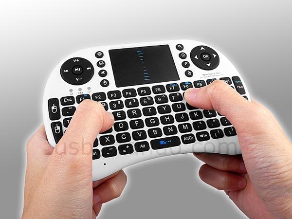 Mini Wireless Keyboard With touchpad user Manual ver 08rf 2 2