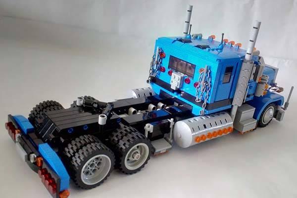 Lego 42000 Rc