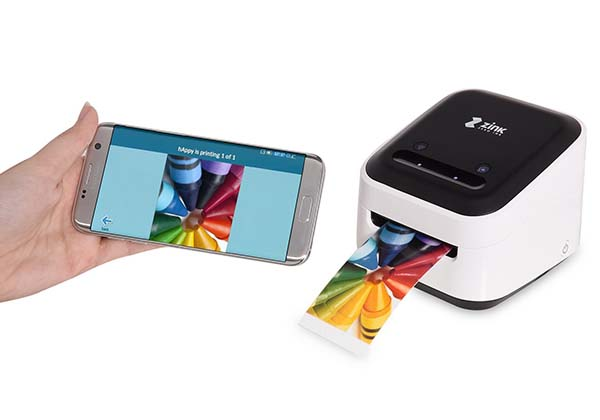 Zink Happy Phone Printer