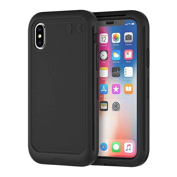 Under Armour Rugged iPhone X Case | Gadgetsin