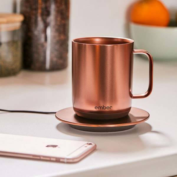Ember Limited Edition Copper Temperature Controlled Smart