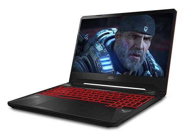 Asus Tuf Fx505 Gaming Laptop With 15 6 Quot Display Amd