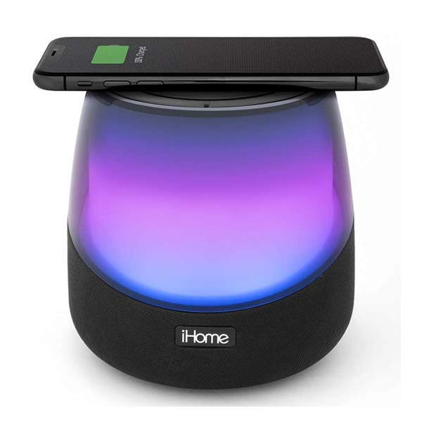 iHome iBTW750 Color Changing Bluetooth Speaker with ...